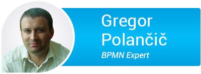Gregor Polancic Logo