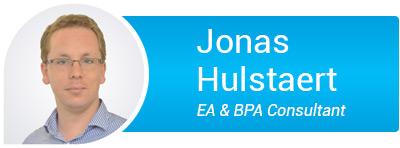Jonas Hulstaert Logo