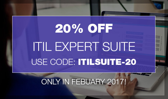ITILSUITE-20 Offer