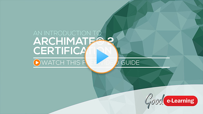 ArchiMate® 2 Certified (level 1 & 2) v2.1 Video