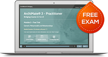 ArchiMate® 3 Bridging e-learning