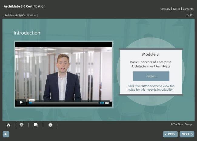 ArchiMate® 3 Practitioner Screenshot 4