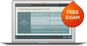 COBIT® 5 Foundation (level 1) e-learning