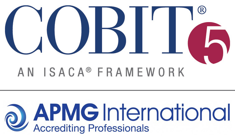 COBIT5 Accredited Logo