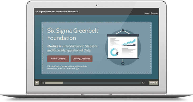Six Sigma Green Belt Foundation (level 1)