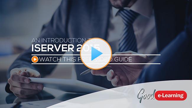 iServer 2015 Video