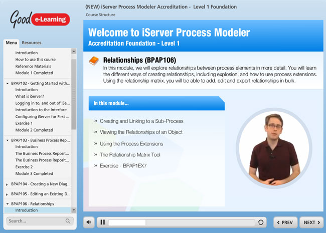 iServer Process Modeler Screenshot 3