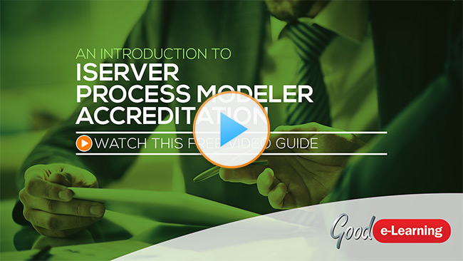 iServer Process Modeler Accreditation Video