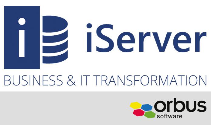 Orbus iServer Logo