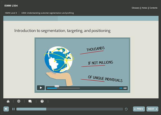 ISMM Level 3 U304 - Understanding Customer Segmentation & Profiling Screenshot 4