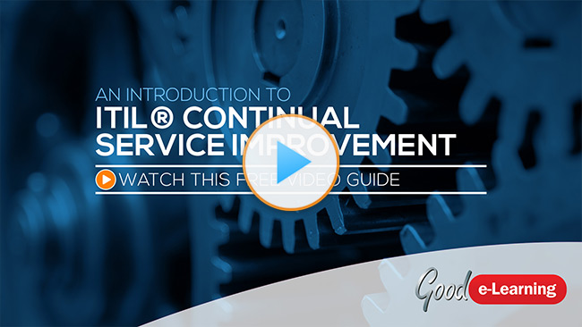 ITIL® Continual Service Improvement (CSI) Video