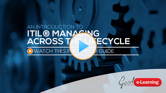 ITIL® Managing Across the Lifecycle (MALC) Video