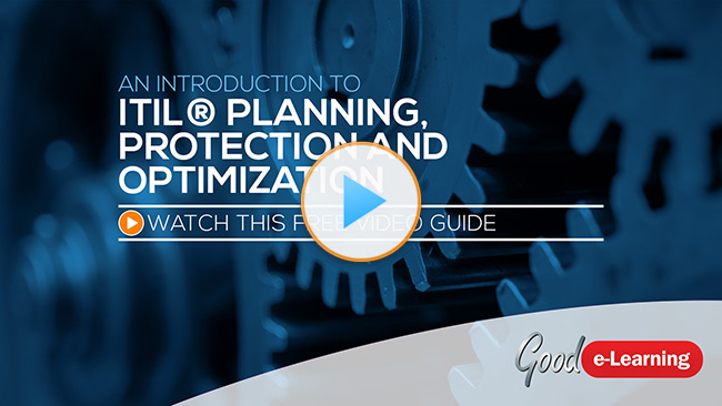 ITIL® Planning, Protection & Optimization (PPO) Video