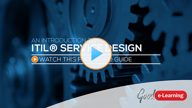 ITIL® Service Design (SD) Video