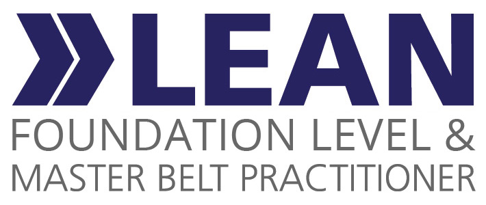Lean Master Belt Practitioner (level 1 & 2) Logo