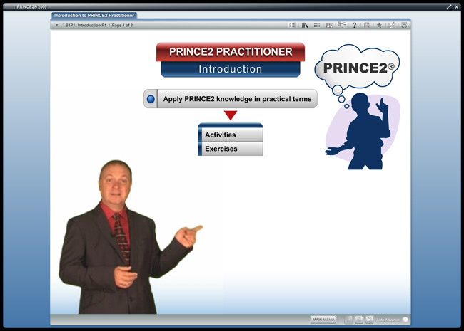 PRINCE2® Practitioner (level 2) Screenshot 6