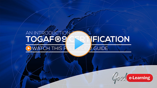 TOGAF® 9 Certification (level 1 & 2) v9.1 Video