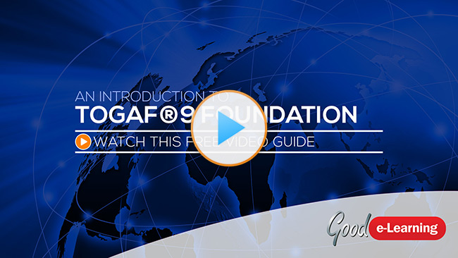 TOGAF® 9 Foundation (level 1) v9.1 Video