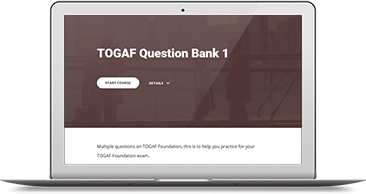 TOGAF® Foundation Practice Exam Bundle e-learning