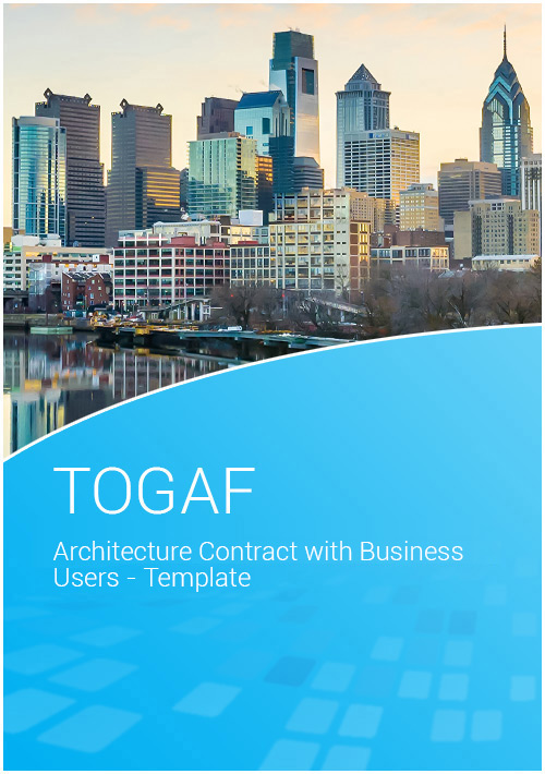 TOGAF Architecture Functions and Business Users - An Architectural Contract image