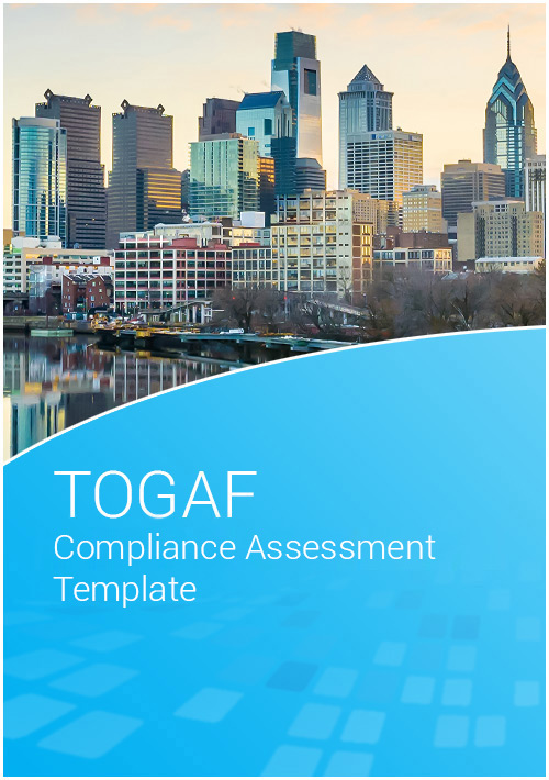 TOGAF Compliance Assessment - An Interactive Resource image