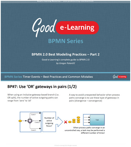 11 BPMN Best Modeling Practices Part 2