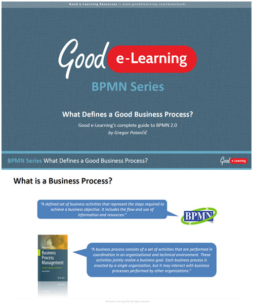 What Defines a Good Business Process?