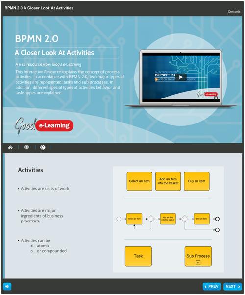 A Close Look at BPMN 2.0 Activities image
