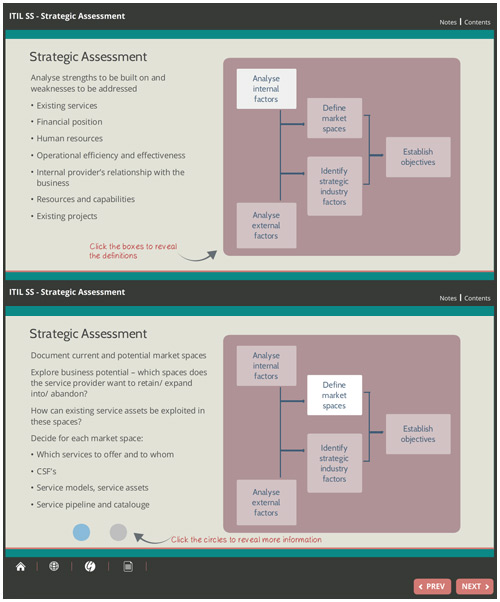 ITIL [SS] Strategic Assessment - An Interactive Guide image