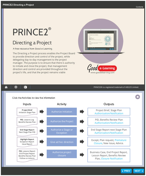 The Directing a Project Process image