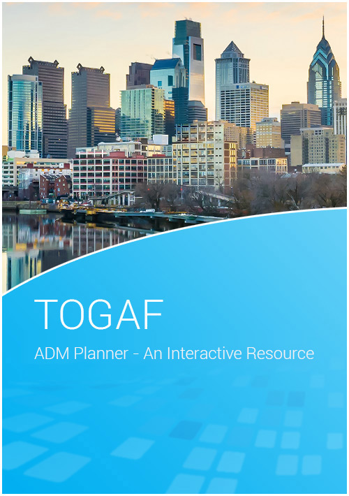 TOGAF ADM Planner - An Interactive Resource image