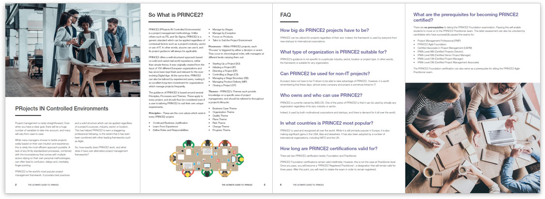 The Ultimate Guide to PRINCE2