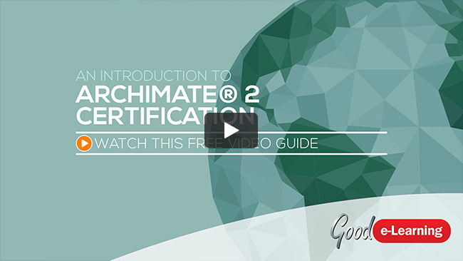 ArchiMate® 2 Certified Video