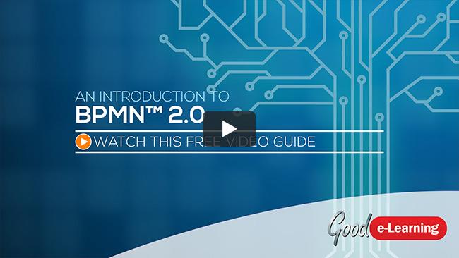 BPMN 2.0 (level 1 & 2) Video