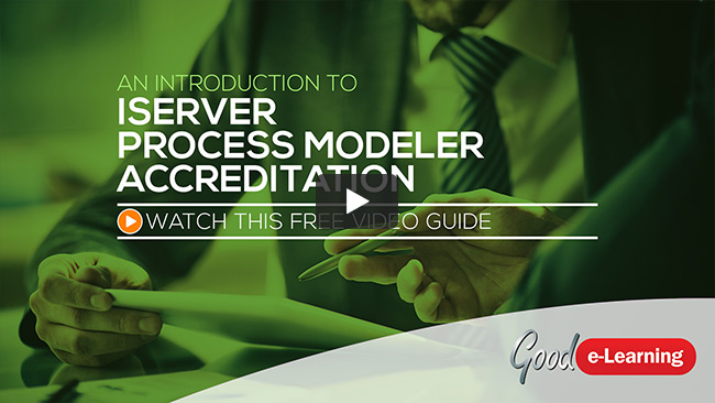iServer Process Modeler Accreditation Video