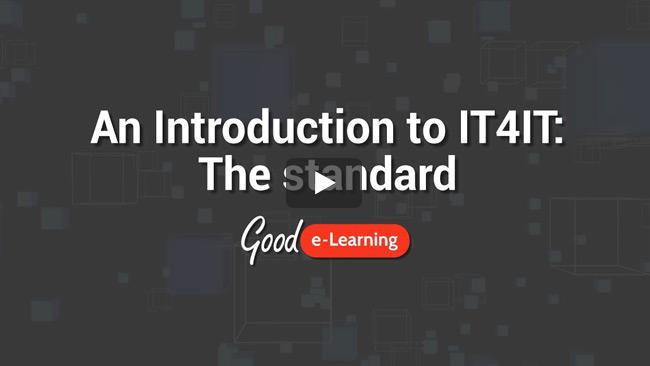 IT4IT™ Foundation Video