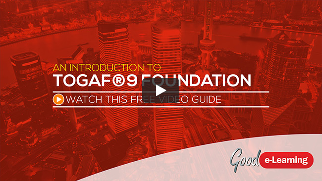 TOGAF® 9 Foundation (Simplified Chinese) Video