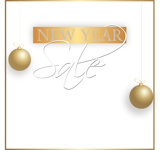 NEW YEAR SALE 20% OFF