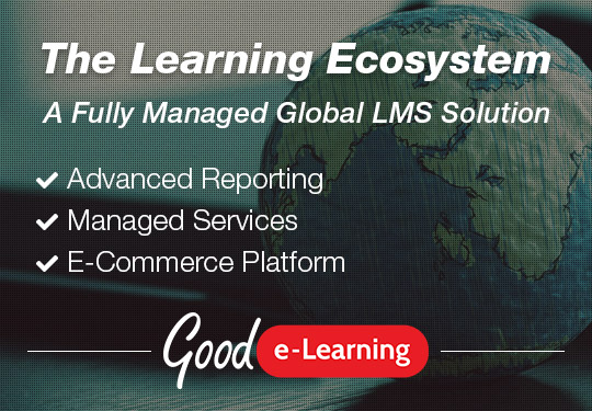 The Learning Ecosystem (LMS)