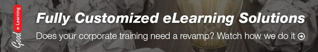 Customized eLearning