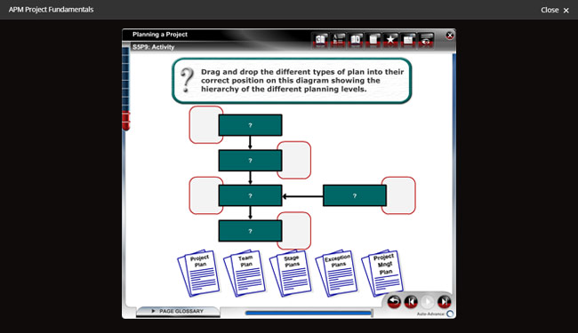 APM Project Fundamentals Qualification (PFQ) Screenshot 3