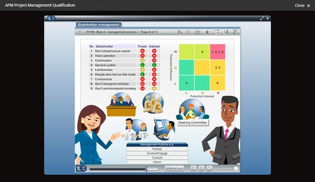 APM Project Management Qualification (PMQ) Screenshot 3