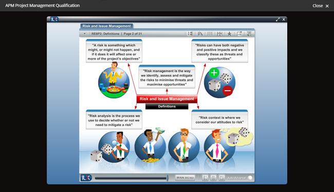 APM Project Management Qualification (PMQ) Screenshot 5