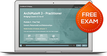 ArchiMate® 3 Bridging eLearning