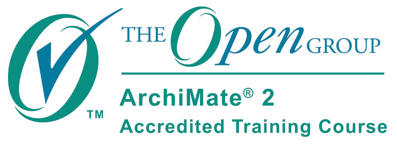 ArchiMate® 2 Certified Logo