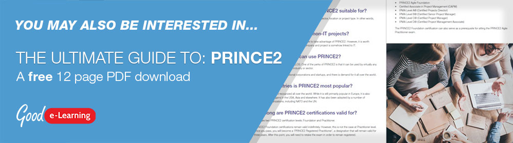 Ultimate Guide to PRINCE2