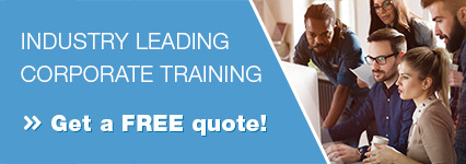 Corporate Training Quote