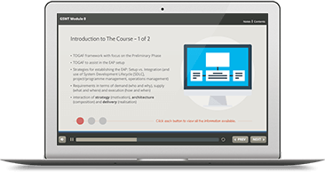Implementation: TOGAF® eLearning