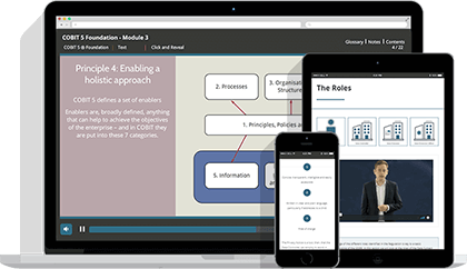 COBIT® 5 Foundation & GDPR Implementation Suite eLearning