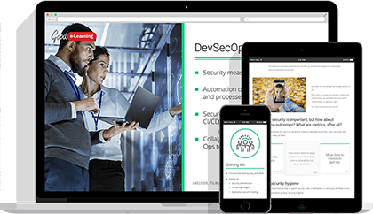 DevSecOps Foundation (DSOF)℠ eLearning